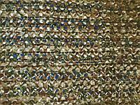 Двухсторонняя маскировочная сетка Camonet Мультикам + Камуфляж 4-х цветный, ткань  LE, фото 1
