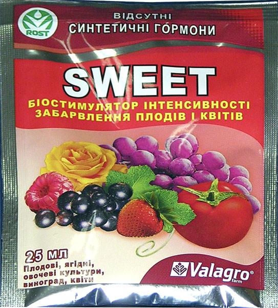 Биостимулятор Sweet Свит Valagro 25мл