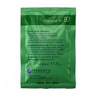 Дрожжи пшеничные Fermentis K-97, 11.5 грамм