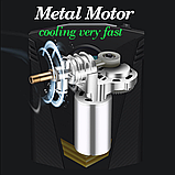 Инфлятор насос воздушный компрессор 150 PSI автомобильный DC 12V цифровой портативный  для шин, фото 6