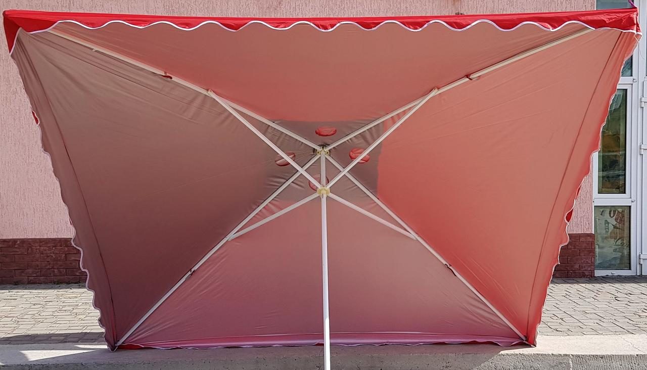 Зонт садовый торговый  Sansan Umbrella 004W 3м х 3м