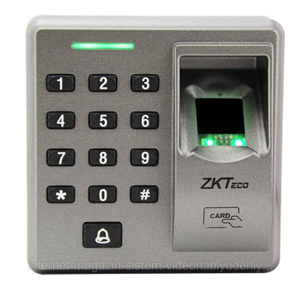 Биометрический считыватель ZKTeco FR1300[ID]