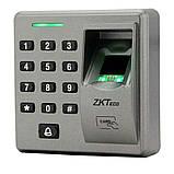 Биометрический считыватель ZKTeco FR1300[ID], фото 2
