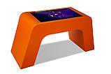 Детский интерактивный стол (оранжевый), фото 2