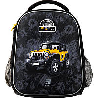 Рюкзак для мальчика ТМ Кайт Education каркасный Off-road K20-555S-1