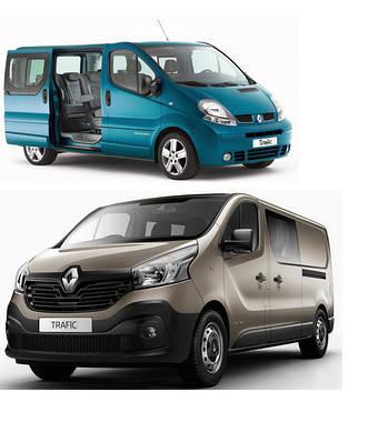 Запчасти Рено Трафик (Renault Trafic), Опель Виваро (Opel Vivaro)
