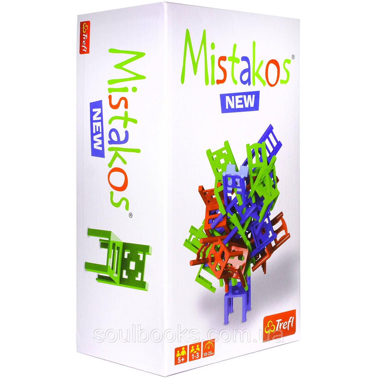 Настольная игра Mistakos
