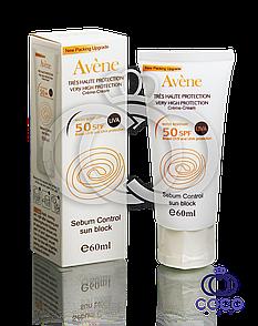 Солнцезащитный крем Eau Thermale Avéne SPF 50