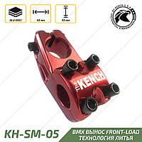 Kench KH-SM-05-RED Вынос Topload BMX литой топлоад красный