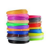Набор PLA пластика для 3D Ручки 100 метров