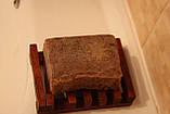 Натуральное мыло ручной работы  «Золото скифов» с кедром и ладаном - 1 кг, фото 3