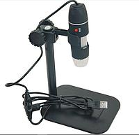 Цифровой USB микроскоп 500x  на штативе