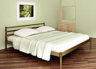 Кровать металлическая FLY-1 Метакам. Металева кровать Loft
