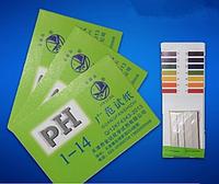 Лакмусовая бумага универсальная 1-14рН тест 80 полосок