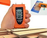 Влагомер древесины, бумаги MD816 измеритель влаги игольчатый
