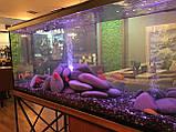 Диффузор с подсветкой для аэрации воды в аквариуме, водоеме, фото 2