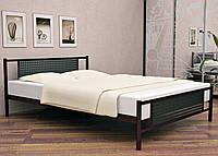 Кровать металлическая FLY NEW-1 Метакам. Металева кровать Loft