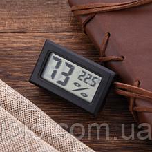 Гигрометр термометр влагомер электронный бытовой измеритель влажности воздуха