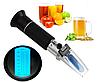 Рефрактометр для вина и пива RSG-32ATC  Brix 0-32% SG wort 1,000-1,120
