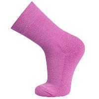 Термоноски детские NORVEG Soft Merino Wool (размер 19-22, розовый), фото 1