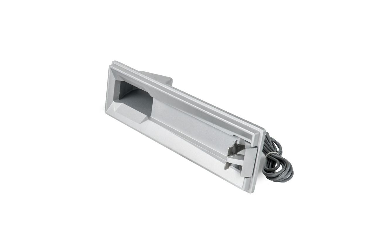 Лоток держатель топливораздаточного крана с механическим выключателем (алюминий)