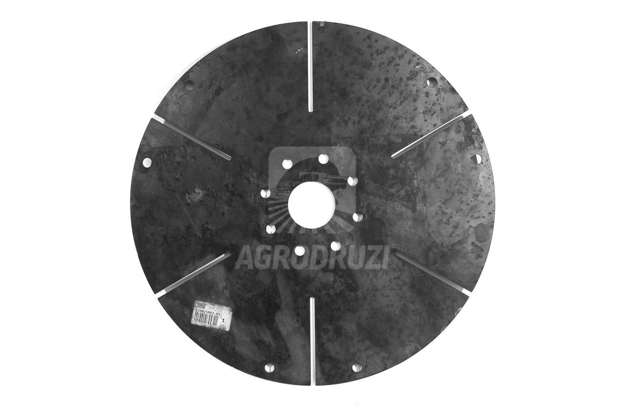 Диск (тарілка еластична) валу приставки двигуна Massey Ferguson 230925M92 230925M92