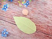 """Набот молдов """"Лист и лепесток вишни"""" (р-р 5,5х2,6 см, 1,5х1,2 см), 2 шт"""