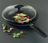 TS1251P: 24 cm сковородка с крышкой