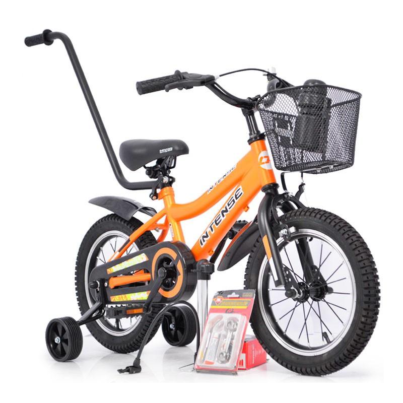 Оранжевий велосипед Intense N-200