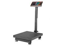 Весы электронные торговые BITEK 300кг с усиленной платформой 40х50см YZ-909-G5-300KG