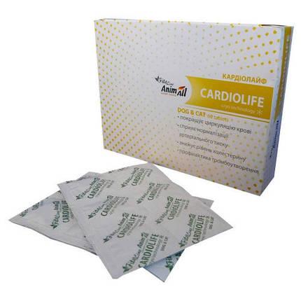Таблетки AnimAll FitoLine Кардиолайф, фото 2