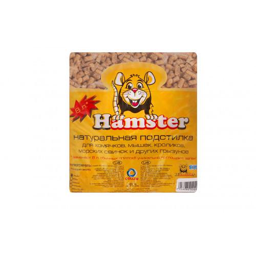 Супергранулы Hamster Стандарт в экономичной упаковке , 2кг