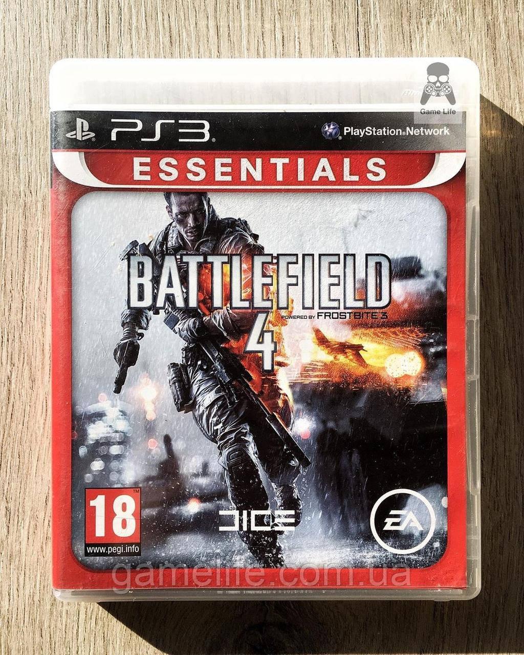 Battlefield 4 (рус.) (б/у) PS3