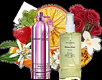 Аналог женского парфюма Rose Elixir 110ml в пластике