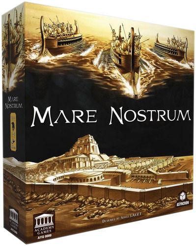 Настольная игра Mare Nostrum: Empires (Наше Море) eng.