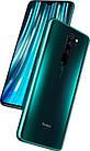 "Смартфон Xiaomi Redmi Note 8 Pro 6/64GB Dual Sim Forest Green; 6.53"" (2340х1080) IPS / MediaTek Helio G90T / ОЗУ 6 ГБ / 64 ГБ встроенной + microSD до, фото 6"