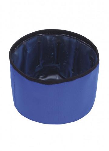 Миска CROCI FRESH, охлаждающая дял воды, гель/синтетика, 1,3л, d-17х11см