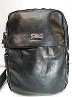 """""""Johnny"""" Рюкзак унисекс кожаный,городской рюкзак,рюкзак на много карманов."""