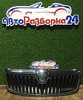 Решетка радиатора для Skoda Octavia A5 VRS Шкода Октавия А5 2008-2013, 1Z0853651C