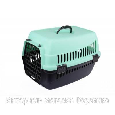 Корзина(бокс) для транспортировки животных (32х35х50 см)