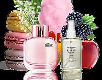 Аналог женского парфюма Eau De L.12.12 Pour Elle Sparkling 110ml в пластике