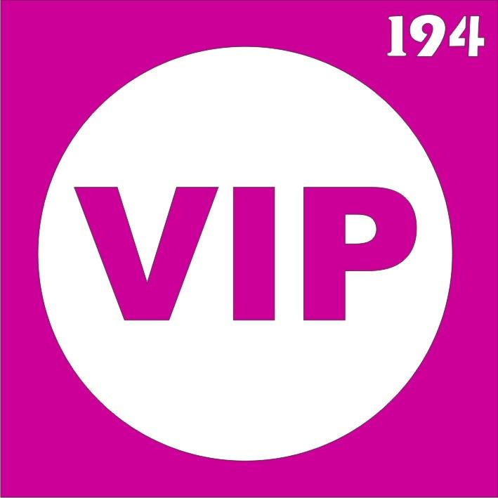 VIP - трафарет для био тату