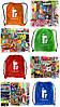Игровой набор Рюкзачок trips & kids зеленый для мальчиков 3-5 лет, фото 2