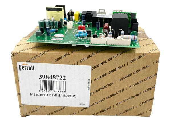 Плата управления Ferroli DIVA - 39848720/39848722