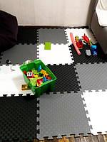 Мягкий пол коврик-пазл