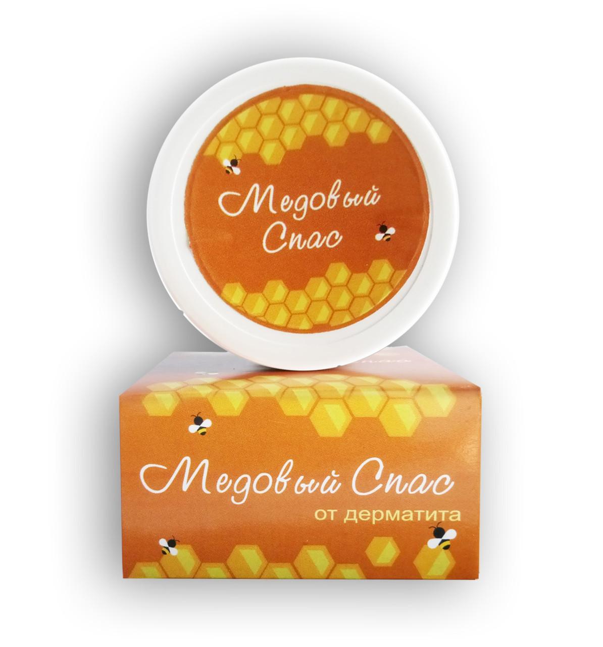 Медовый спас (Honey saved) от дерматита