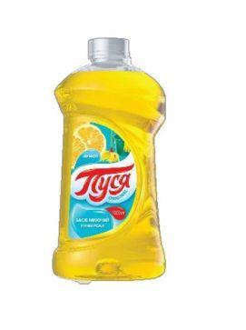 Универсальное моющее средство «Пуся» Лимон