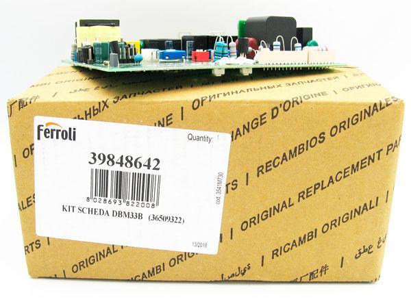 Плата управління DBM33B Ferroli DOMINA N, Divaproject - PR08202, 39848642