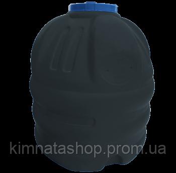 Емкость 750 литров вертикальная трехслойная не пищевая