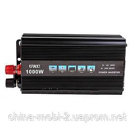 Преобразователь UKC AC/DC 1000W SSK 12V